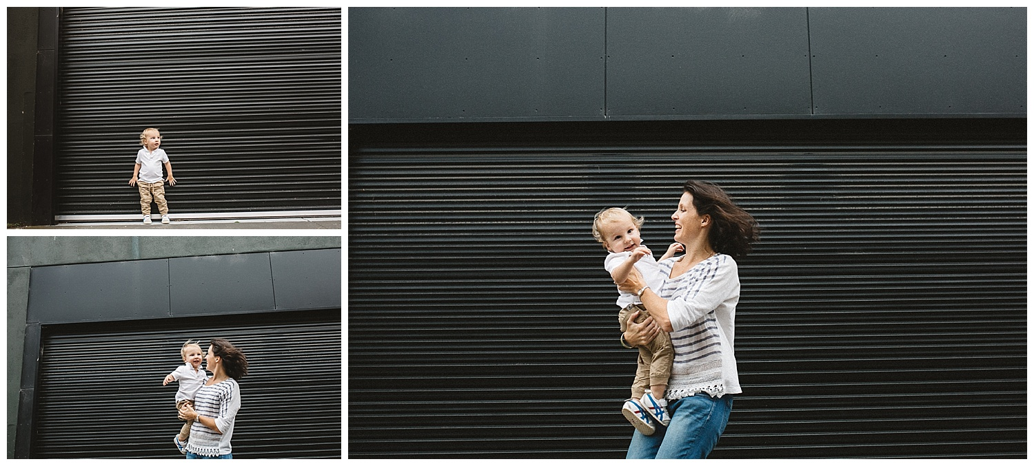 Motherhood toddler and newborn family photography in elsternwick