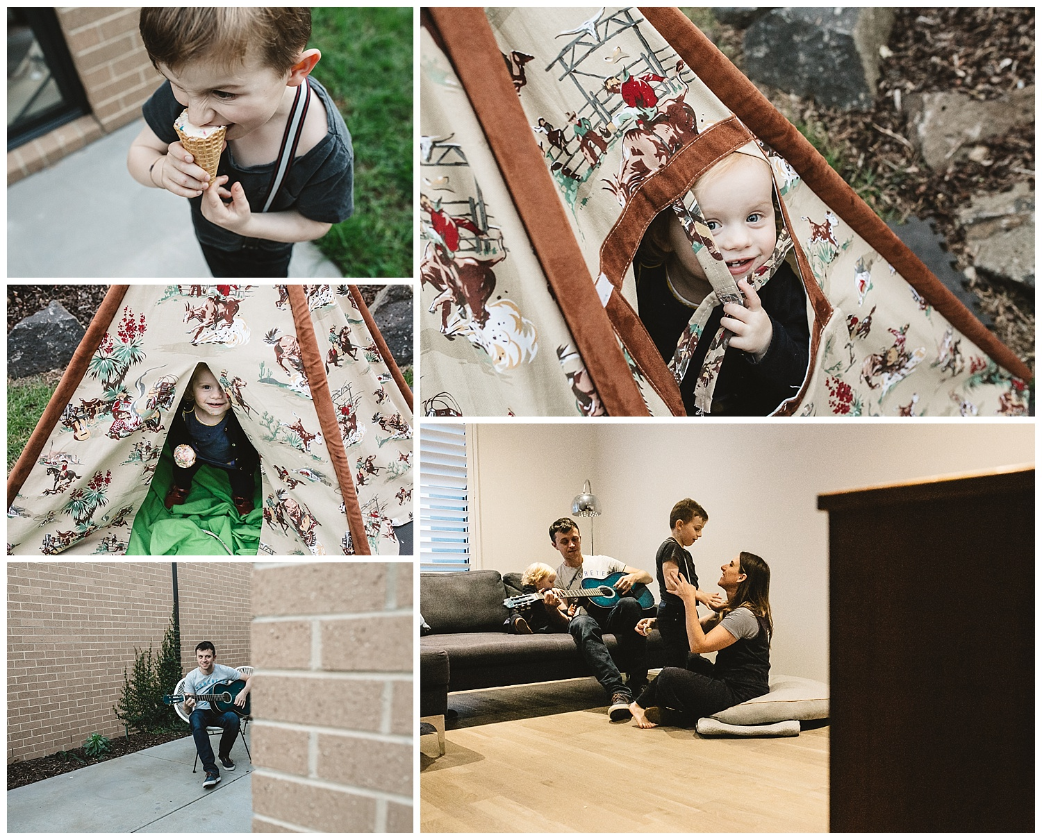 Parkdale and Mordialloc families and newborn portraits