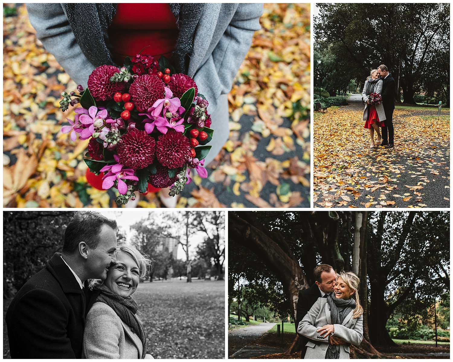 melbourne couples and small backyards weddings in parks
