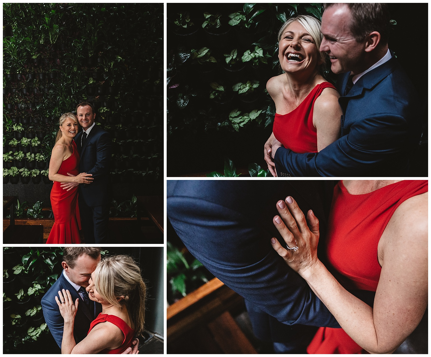 relaxed and fun weddings in melbourne and mornignton peninsula - couples in love and having fun lifestyle photography