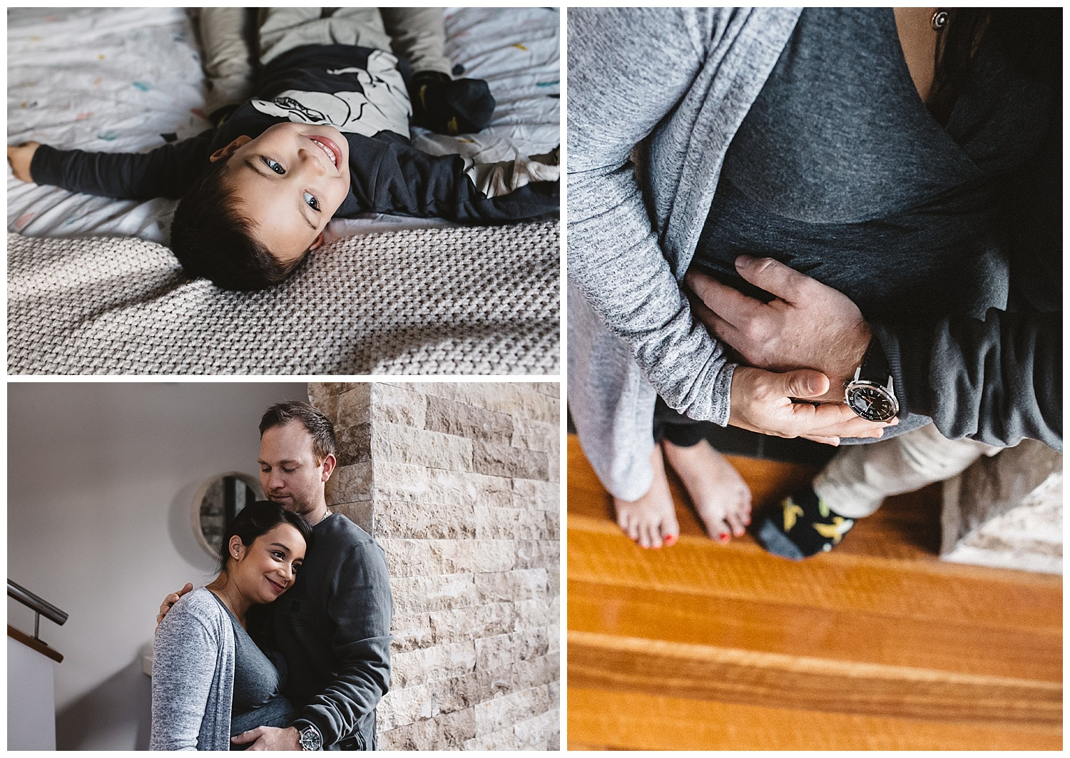 south melbourne baby and newborn photographer in home sessions and natural light
