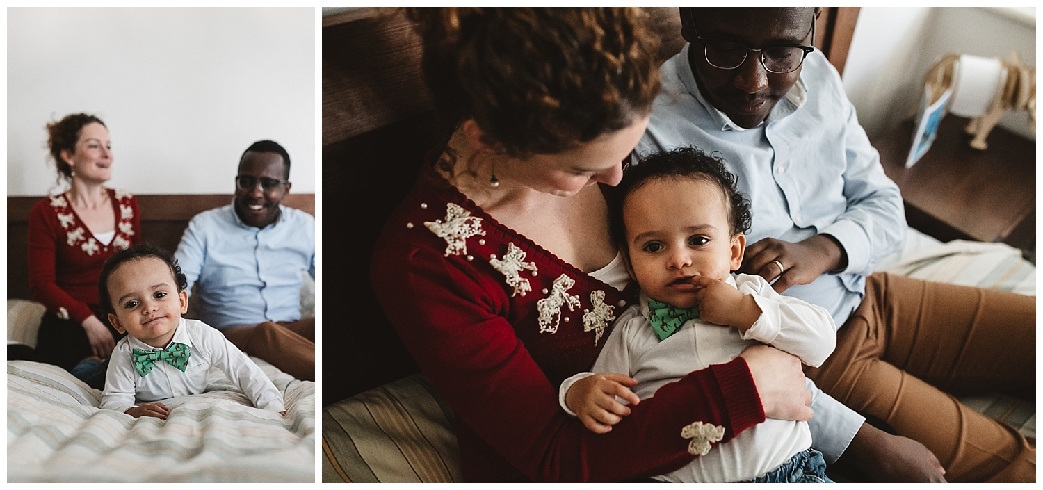 Newborn and family lifestyle photographer in collingwood
