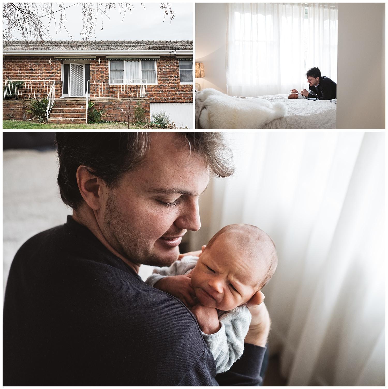 dromana newborn lifestyle photographer