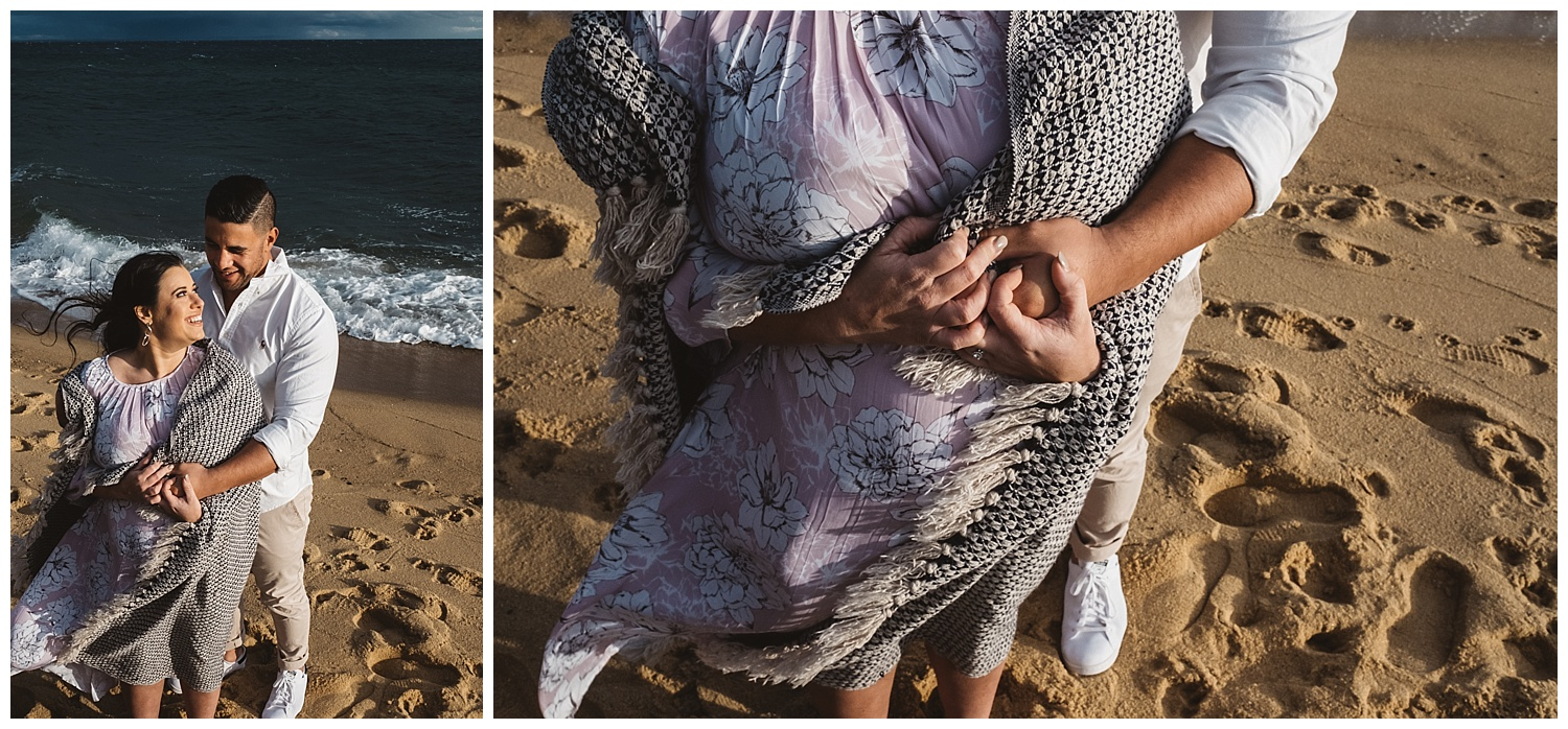 Sandringham lifestyle pregnancy photography filled with genuine emotions
