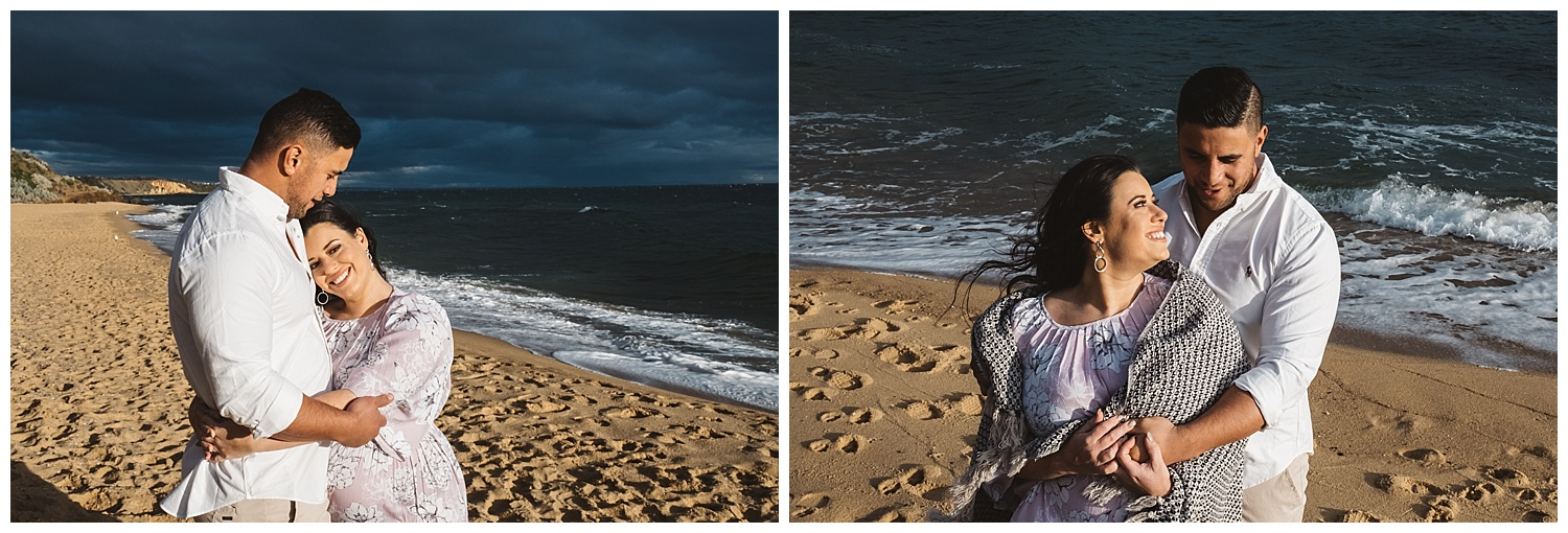 genuine emotions and lifestyle maternity images in Brighton and Black rock