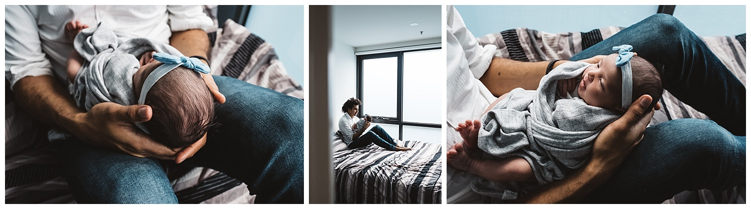 Coburg family lifestyle photography session and newborn photography in melbourne