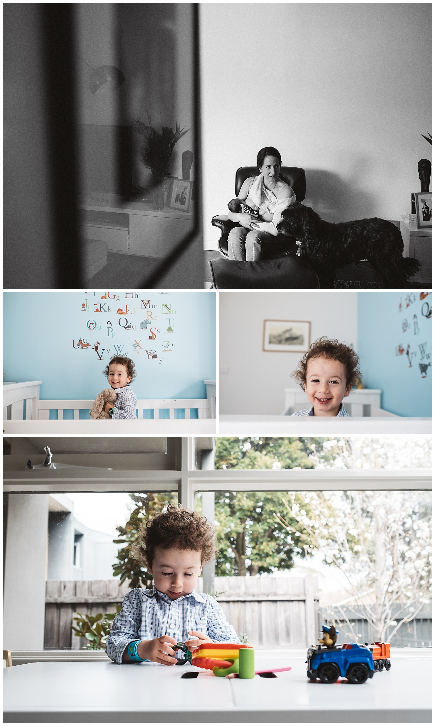 family portraits in mentone and Prahran, lifestyle family photography with natural light