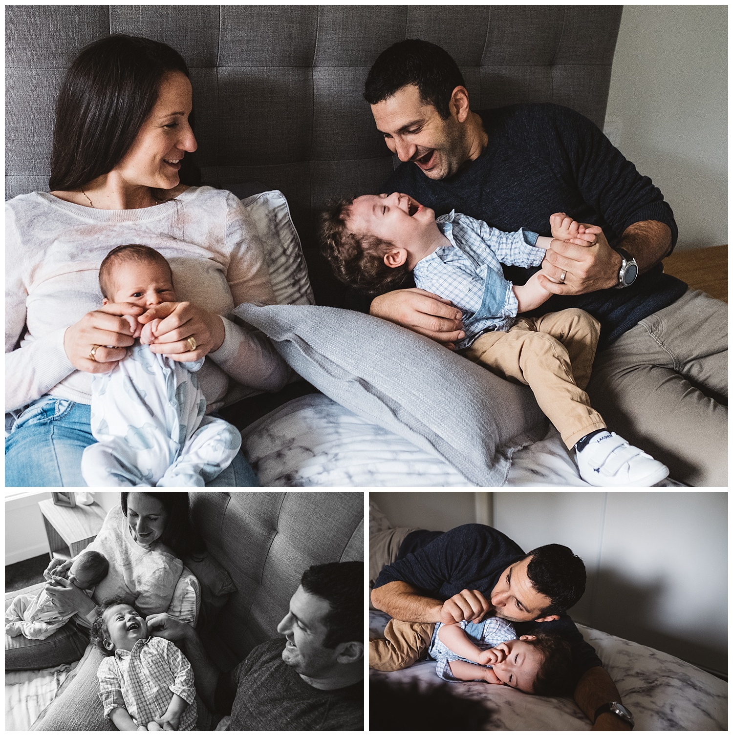 photos of families in Bentleigh and mckinnon