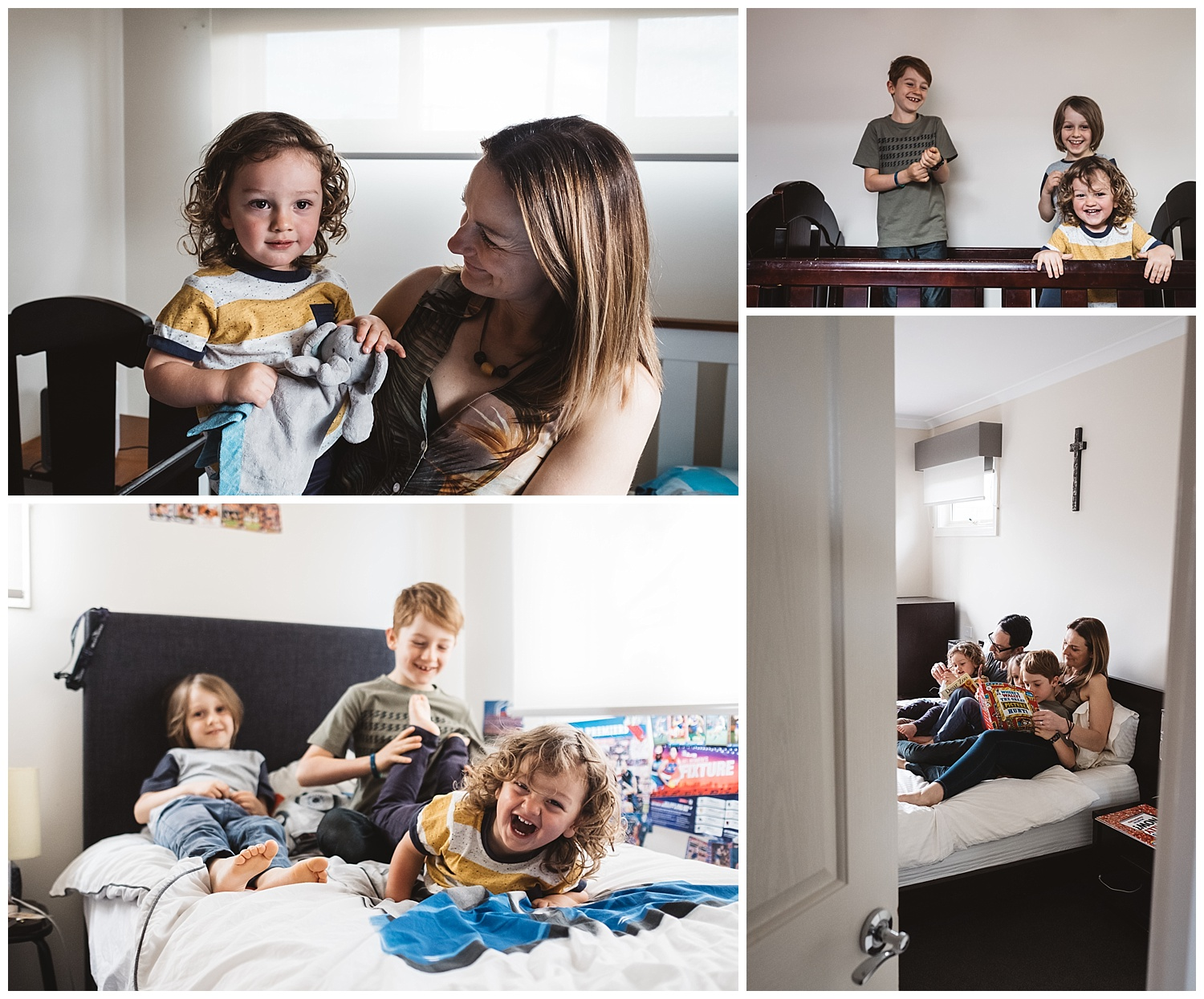 Lifestyle family photography in Port melbourne and inner city suburbs