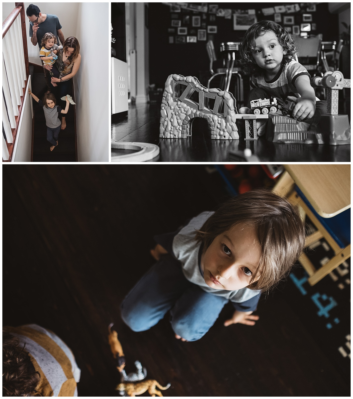 newborn photographer and family lifestyle photos in Brunswick