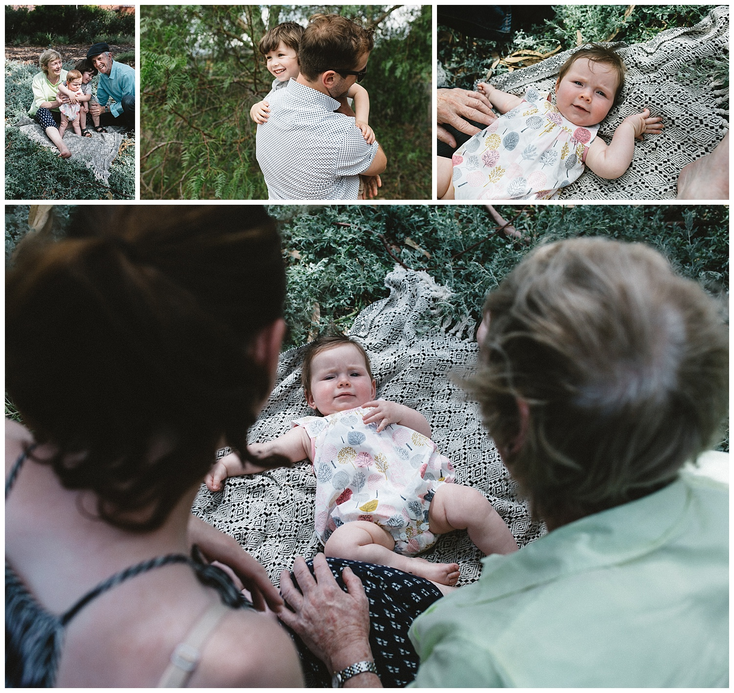 Baby photography in melbourne and outdoors family portriats