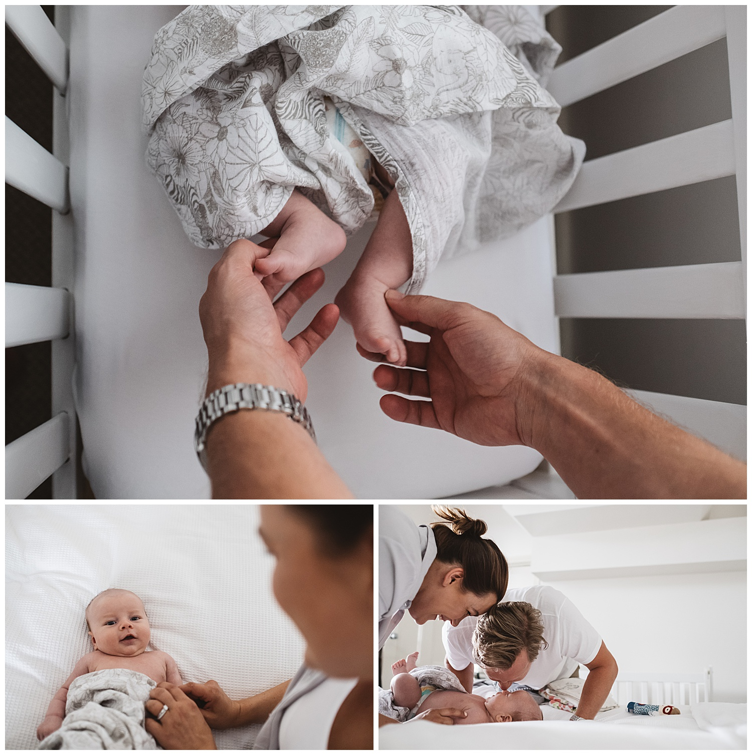 brunswick family photography at home. Melbourne lifestyle newborn portraits
