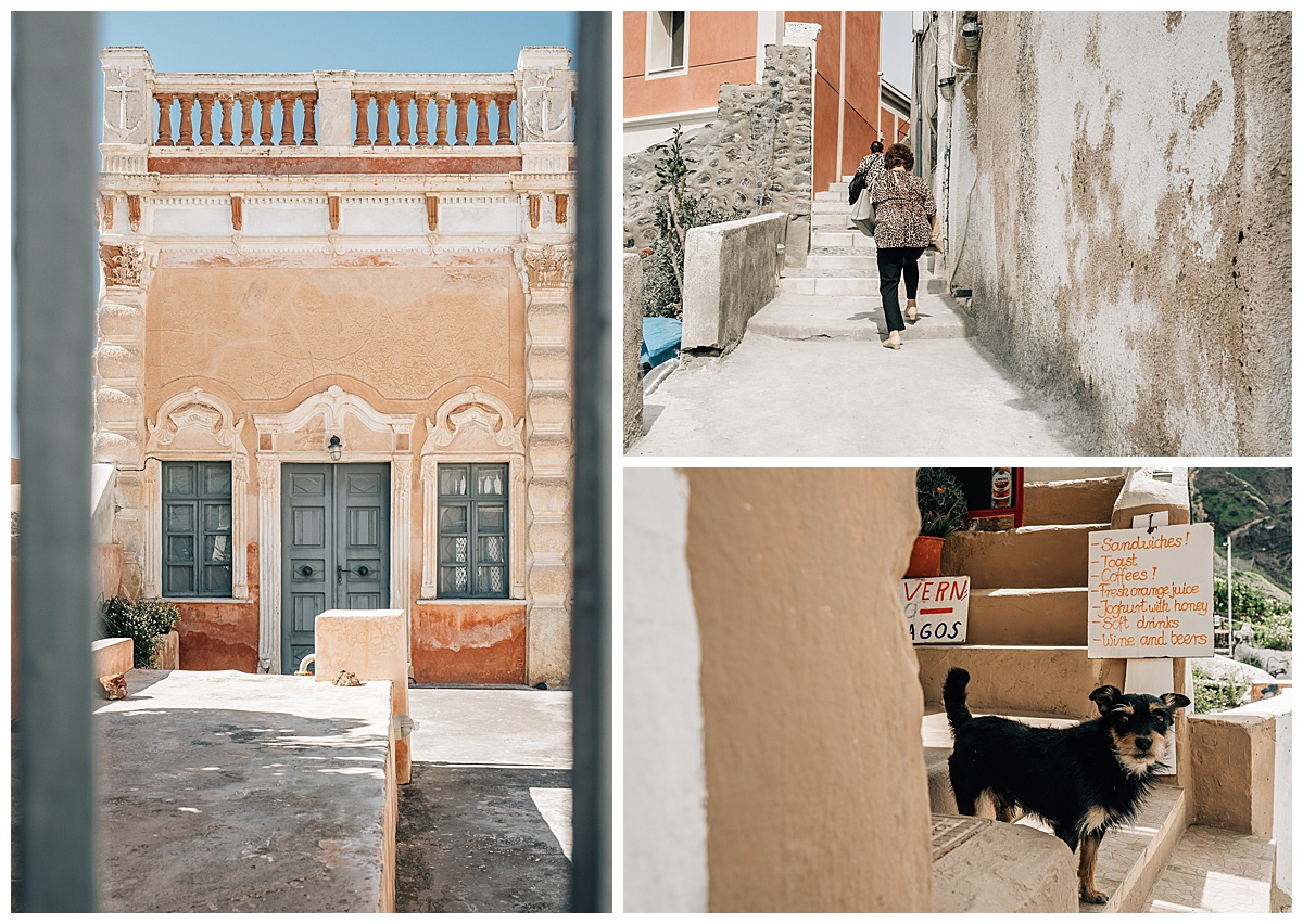 Travel photos in of Greece by Melbourne photographer
