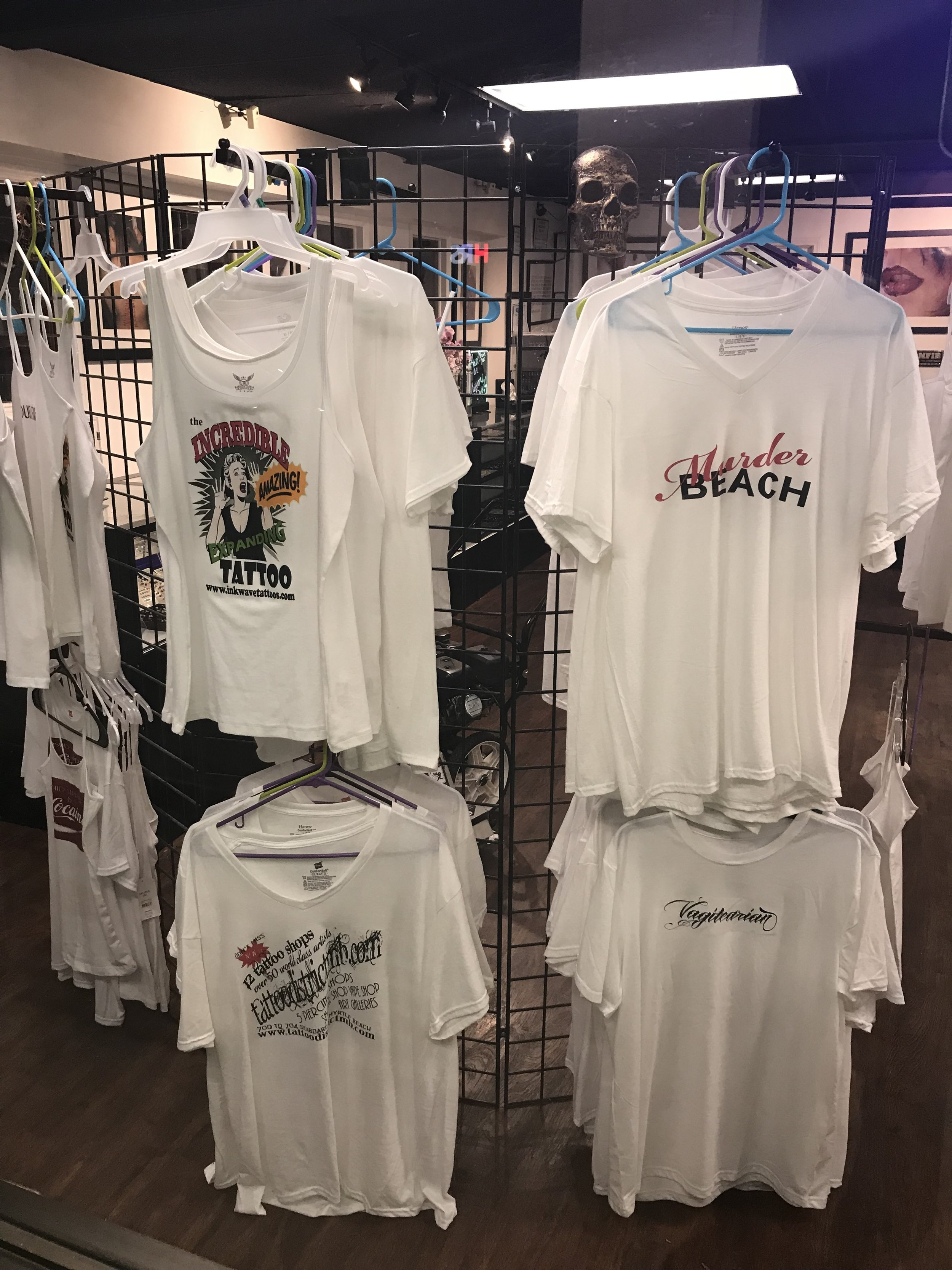 COME CHECK OUT OUR SHOP