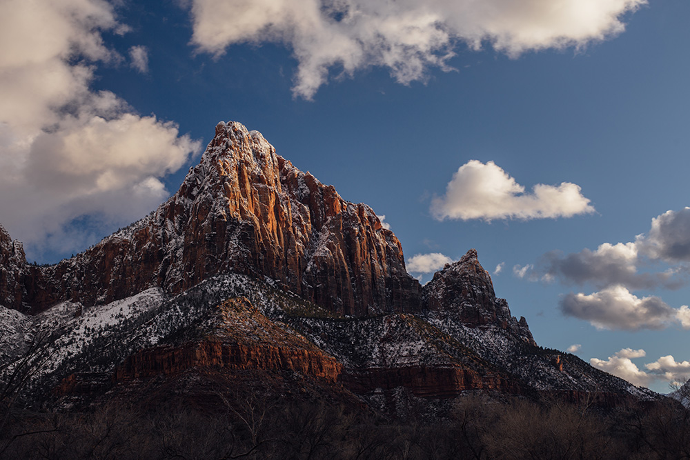 ZION - Stock Photography