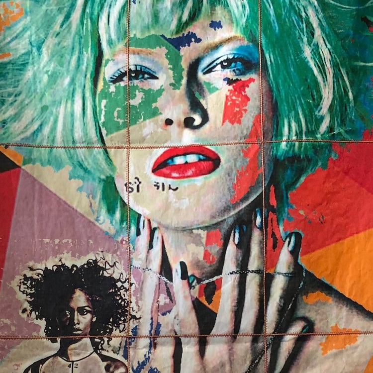 KENSHI KONDO - Contemporary Japanese artist, Kenshi Kondo's work references the pop art of the 60's, the street art of the 80's and features iconic imagery and faces through to recent times.READ MORE
