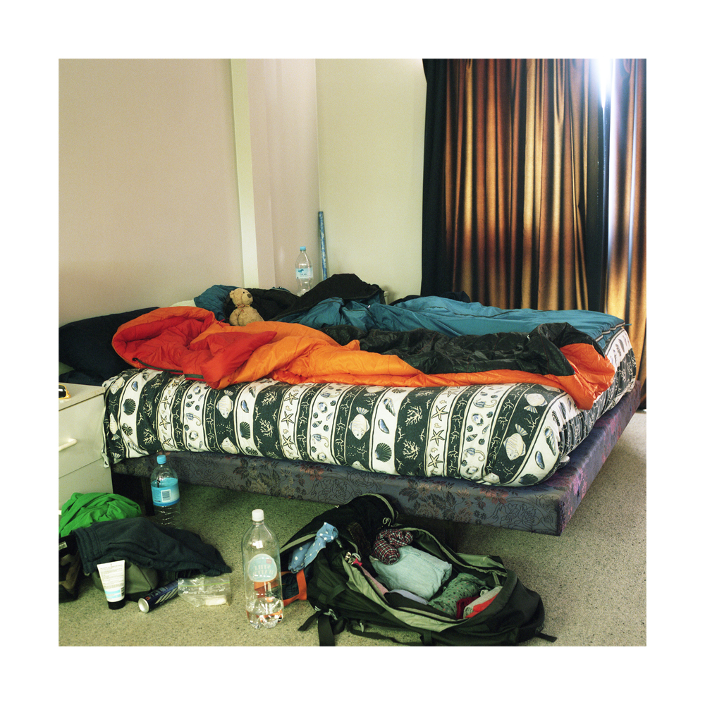 Double Room, Hilltop Backpackers - Oban, Stewart Island.