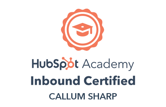 HubSpot Academy Inbound certificate.png