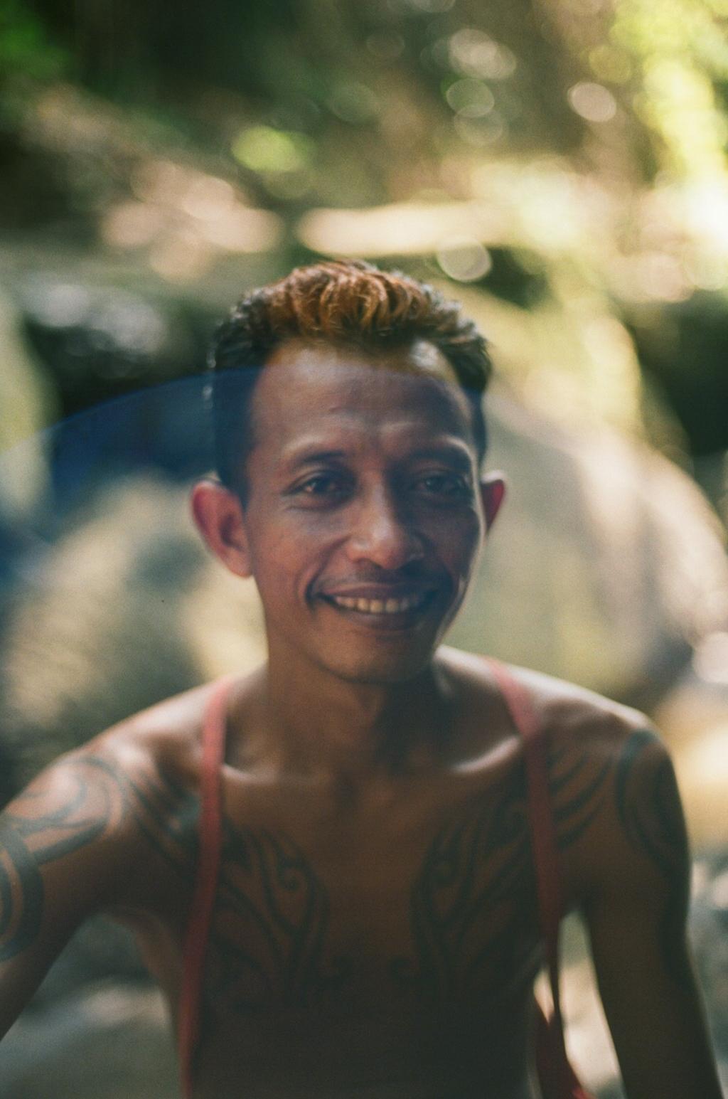 Maurie. Sukawati, Bali