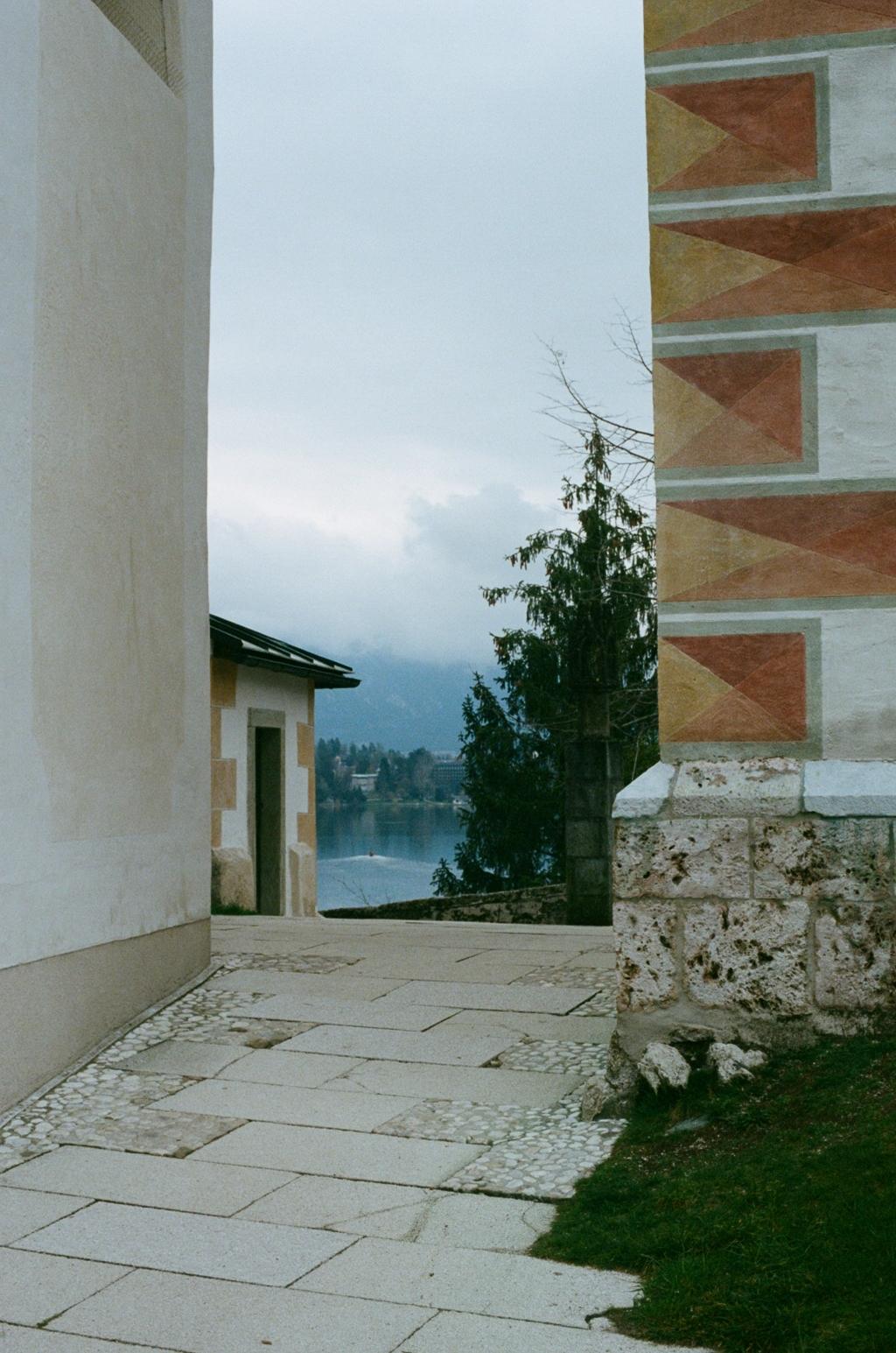 Bled Island. Lake Bled, Slovenia