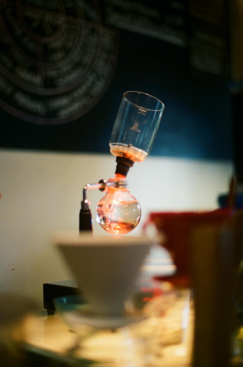 Seniman coffee. Ubud, Bali