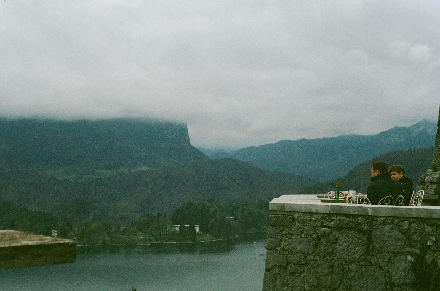 Bled Castle. Lake Bled, Slovenia