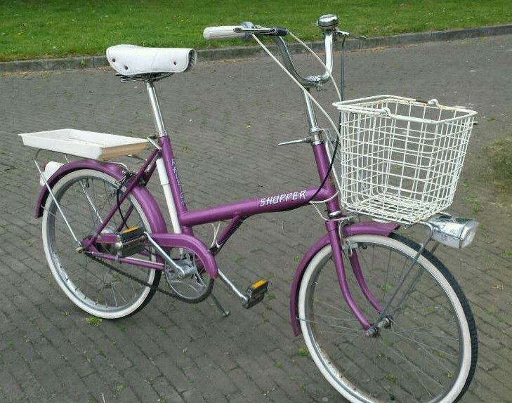 I asked for a Raleigh Chopper but I don't think I was heard properly!!!!!!!