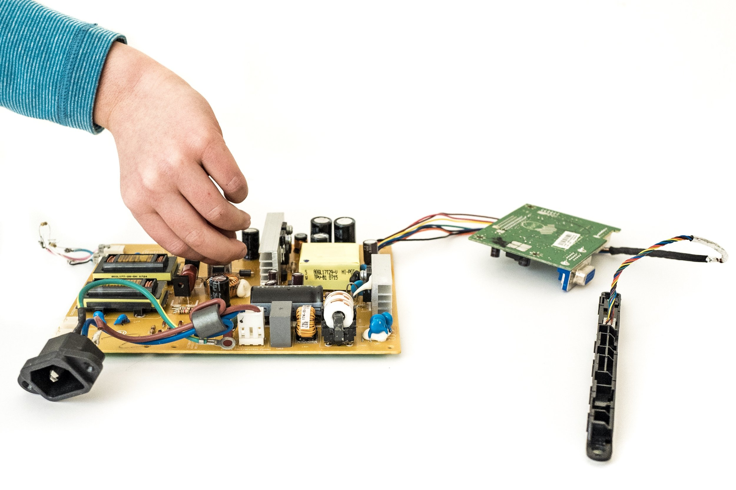 Creation of Binary Technology