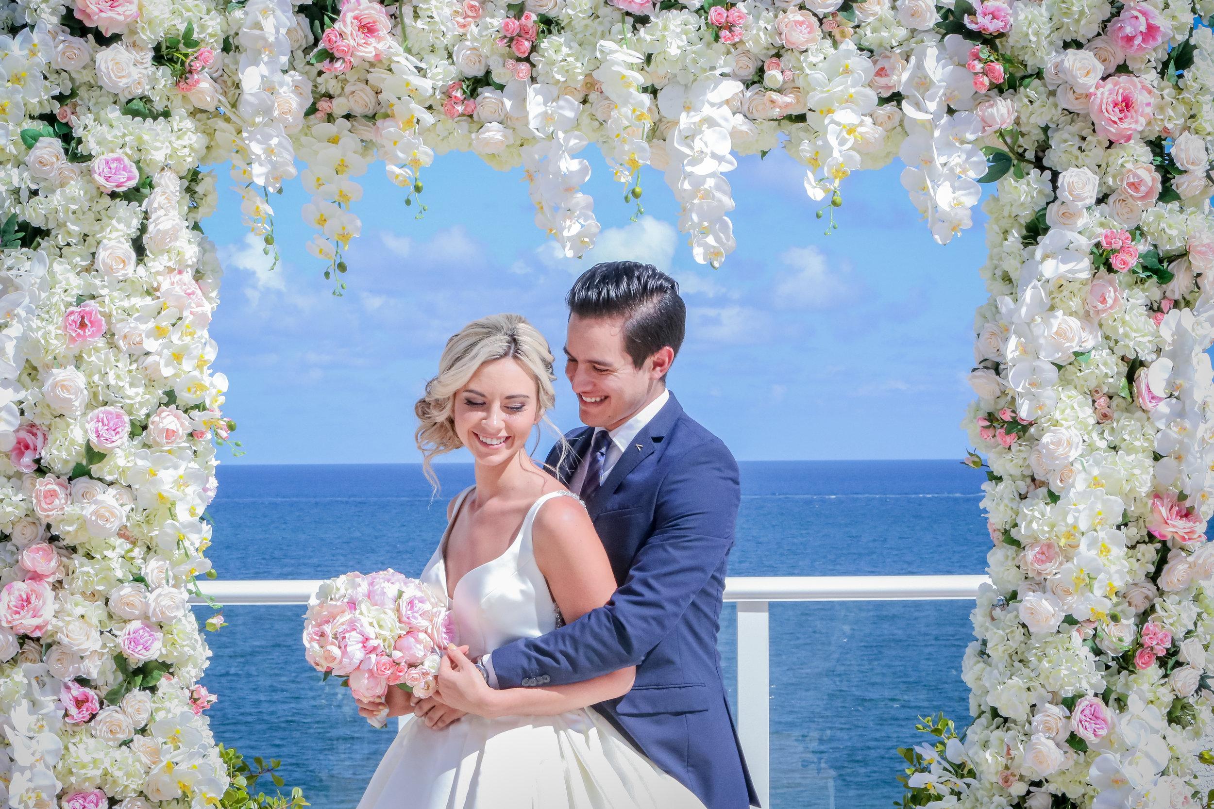 Conrad fort Lauderdale wedding