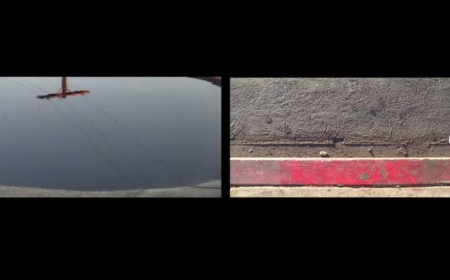Francis Almendarez,  Van Nuys , Film Still (2015/16).