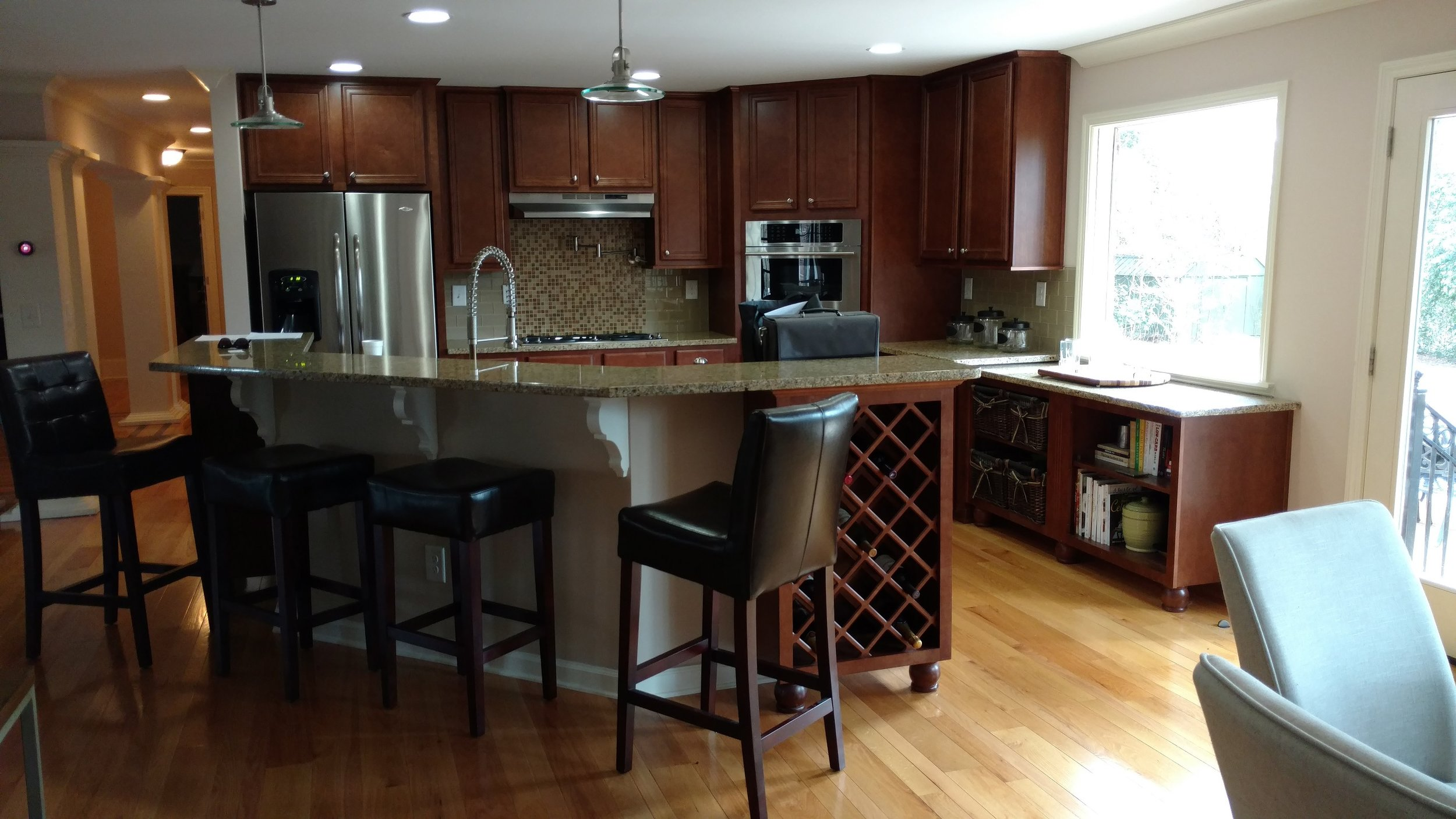 A Existing Kitchen from Breakfast area.jpg