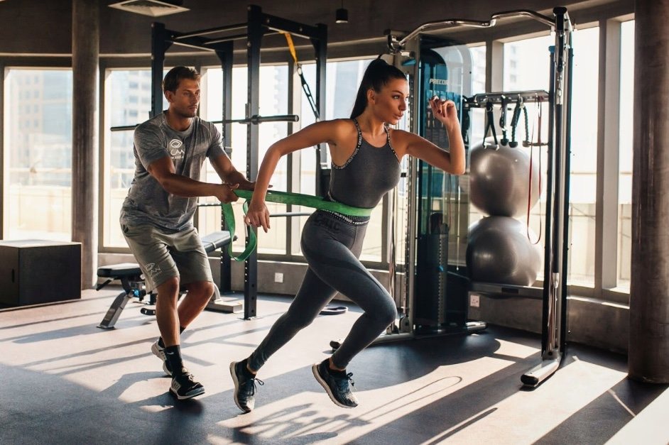Group Personal Training -
