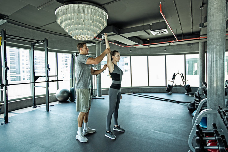 GROUP PERSONAL TRAINING - Our group personal training programme means that you get to experience the signature ICAN workouts, in a small group of 2-6 people that creates a high energy, motivational, results focused workout.25 BLOCK 3,750 AED