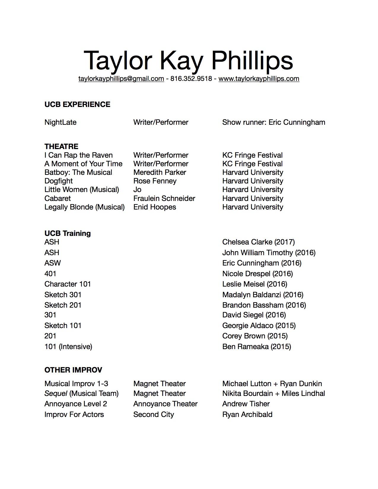 Theatre Resume Taylor Kay Phillips.jpg