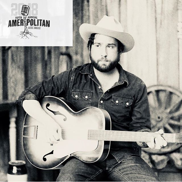 Just a reminder voting is open for The Ameripolitan Music Awards!!! I have been nominated for Best Honky Tonk Male and would be more than honored if you all went and voted for me!!! Follow the link on www.ameripolitan.com or download the ballot blaster app to vote!!! . . . . #honkytonk #ameripolitan #ameripolitanmusicawards #ameripolitannominee #roots #realcountrymusic #countrymusic #countryandwestern