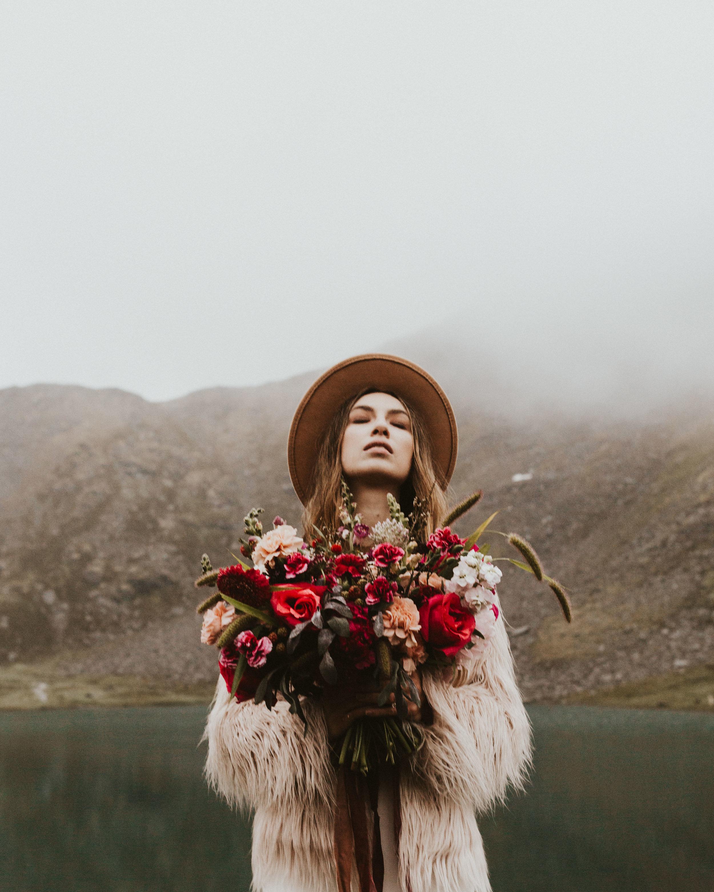 Alaska Elopement Katie Pickens