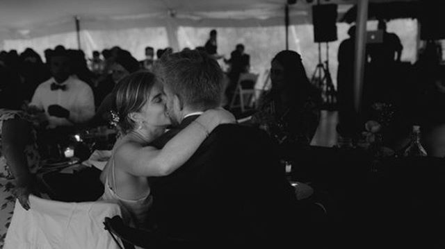 🎶And time will pass, it may go fast but we'll still be together 🎵 how has it been a month already?! Xoxo W/ @letsonbay @chriscboots in Deer Isle . . #maineweddings #authenticcouples #lawyeredupforlife #juliabretzevents @leahfisherphoto