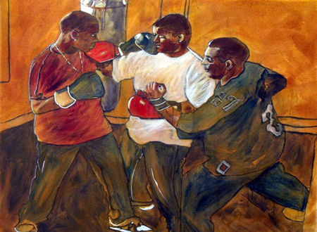 Boxing Project