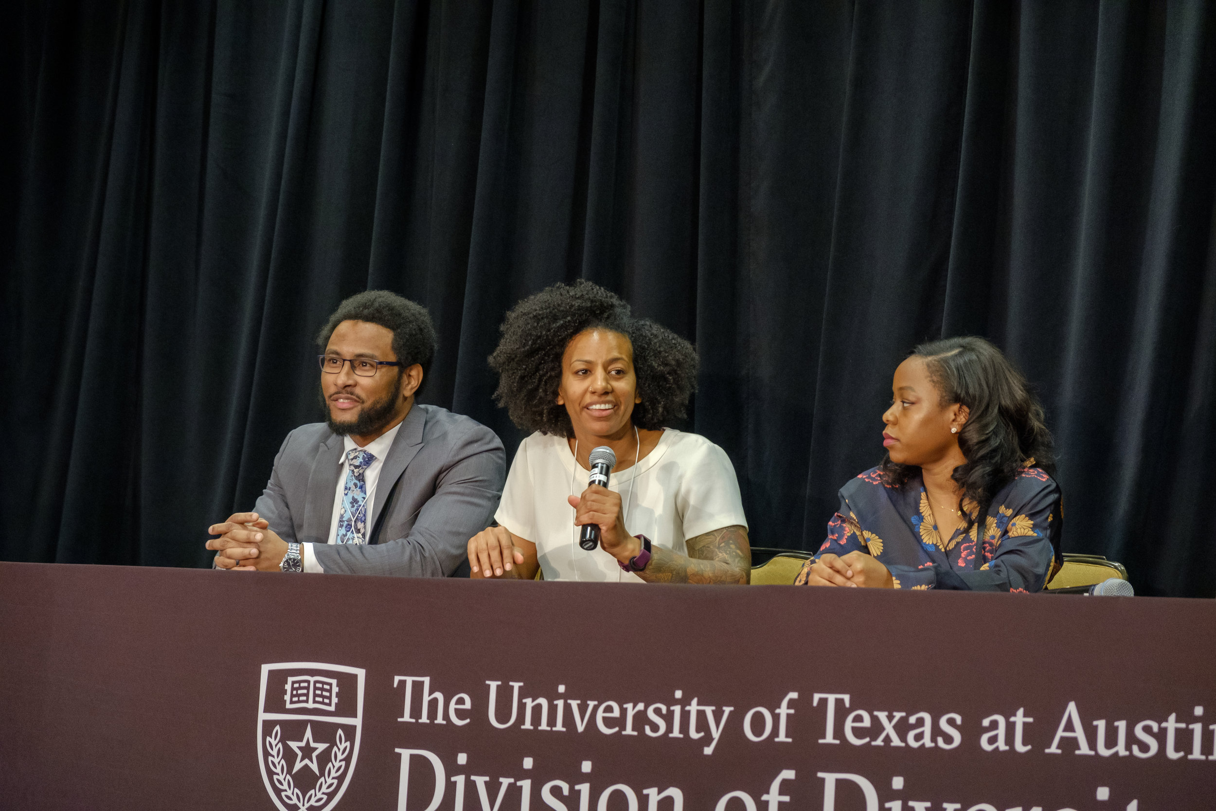 2019 Black Student-Athlete Summit Austin, TX