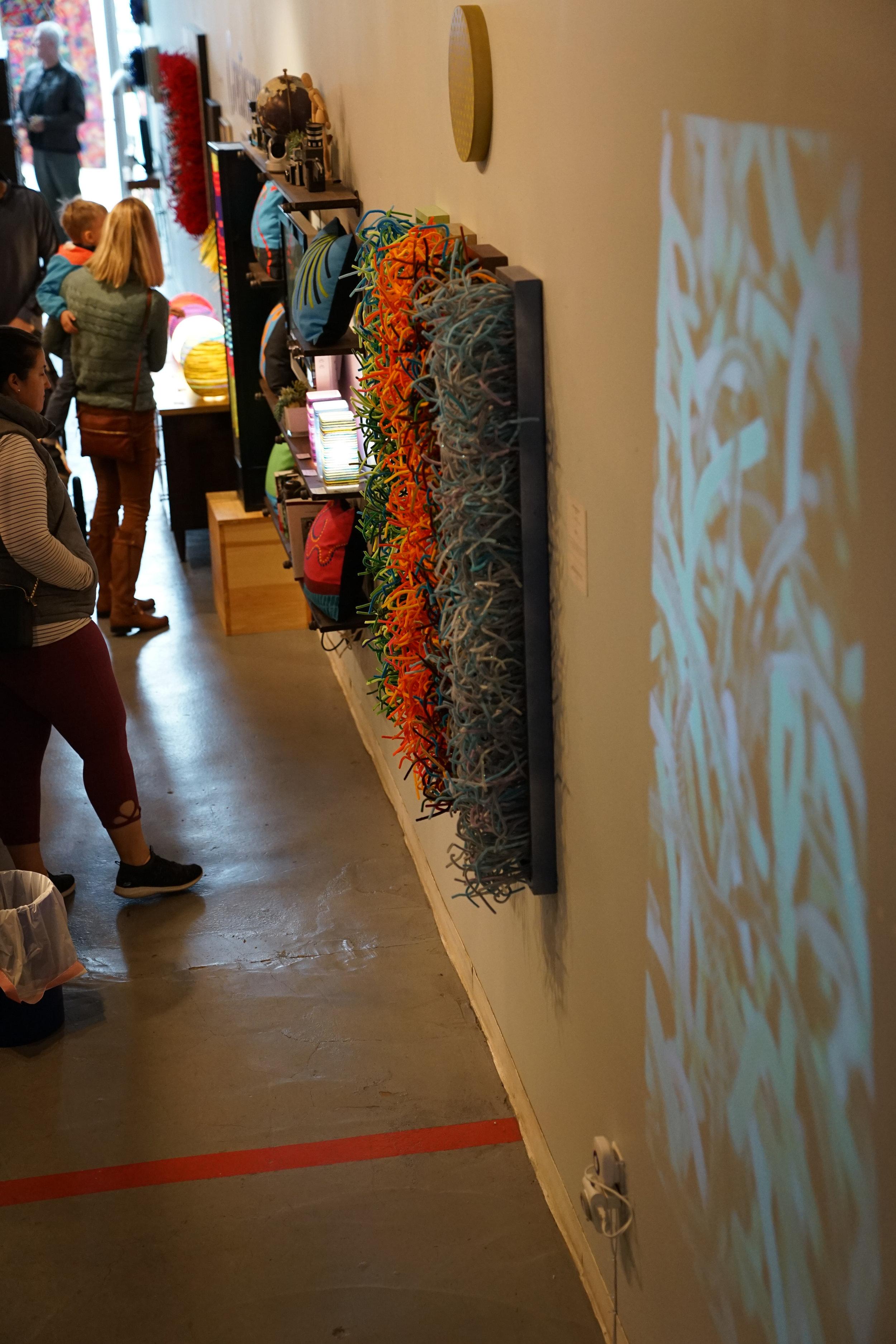 Hallie Rae Ward - Eastin Austin Studio Tour - 4- Austin Artist - Austin Art - Contemporary Art