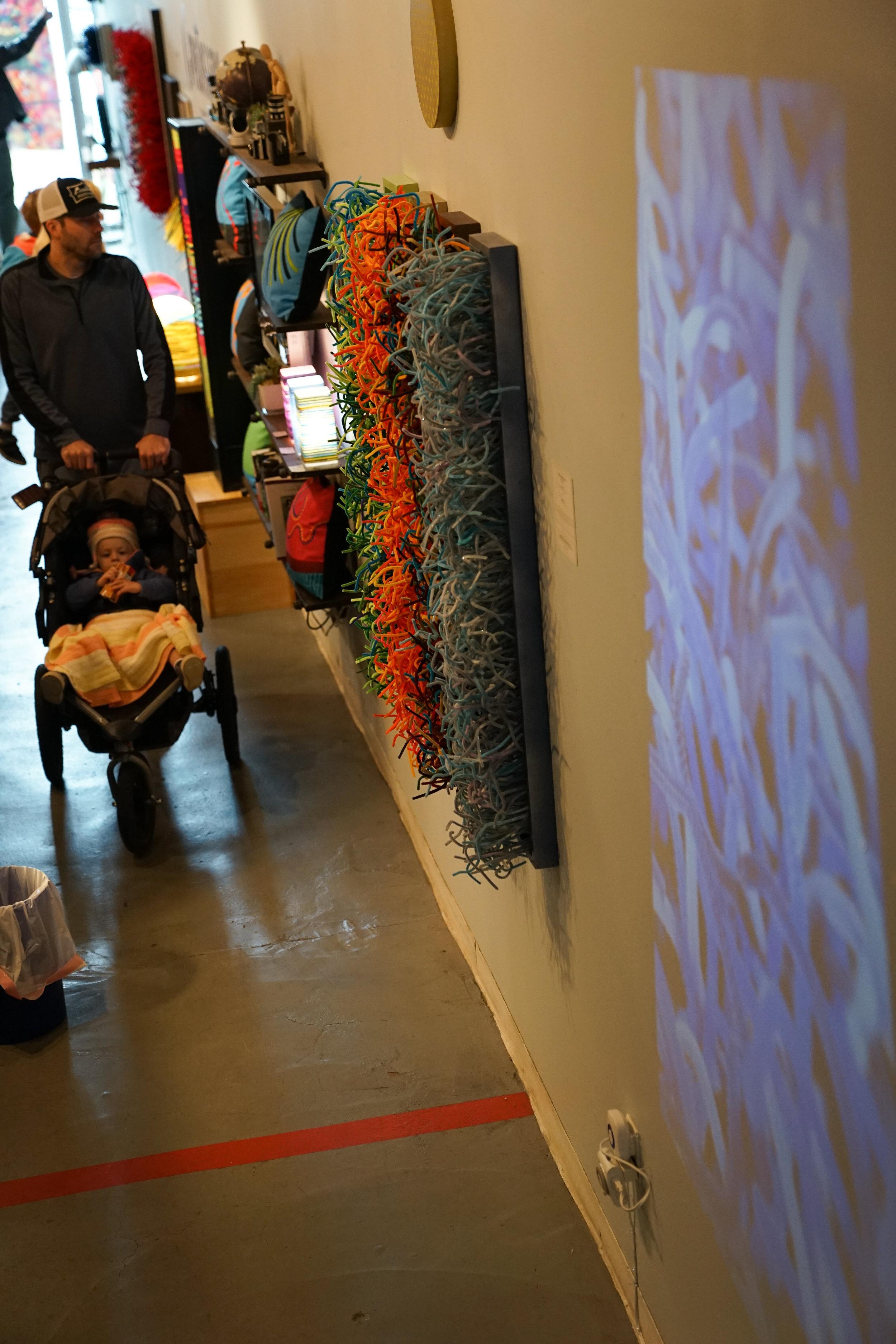 Hallie Rae Ward - East Austin Studio Tour - Austin Art - Austin Artist - Contemporary art