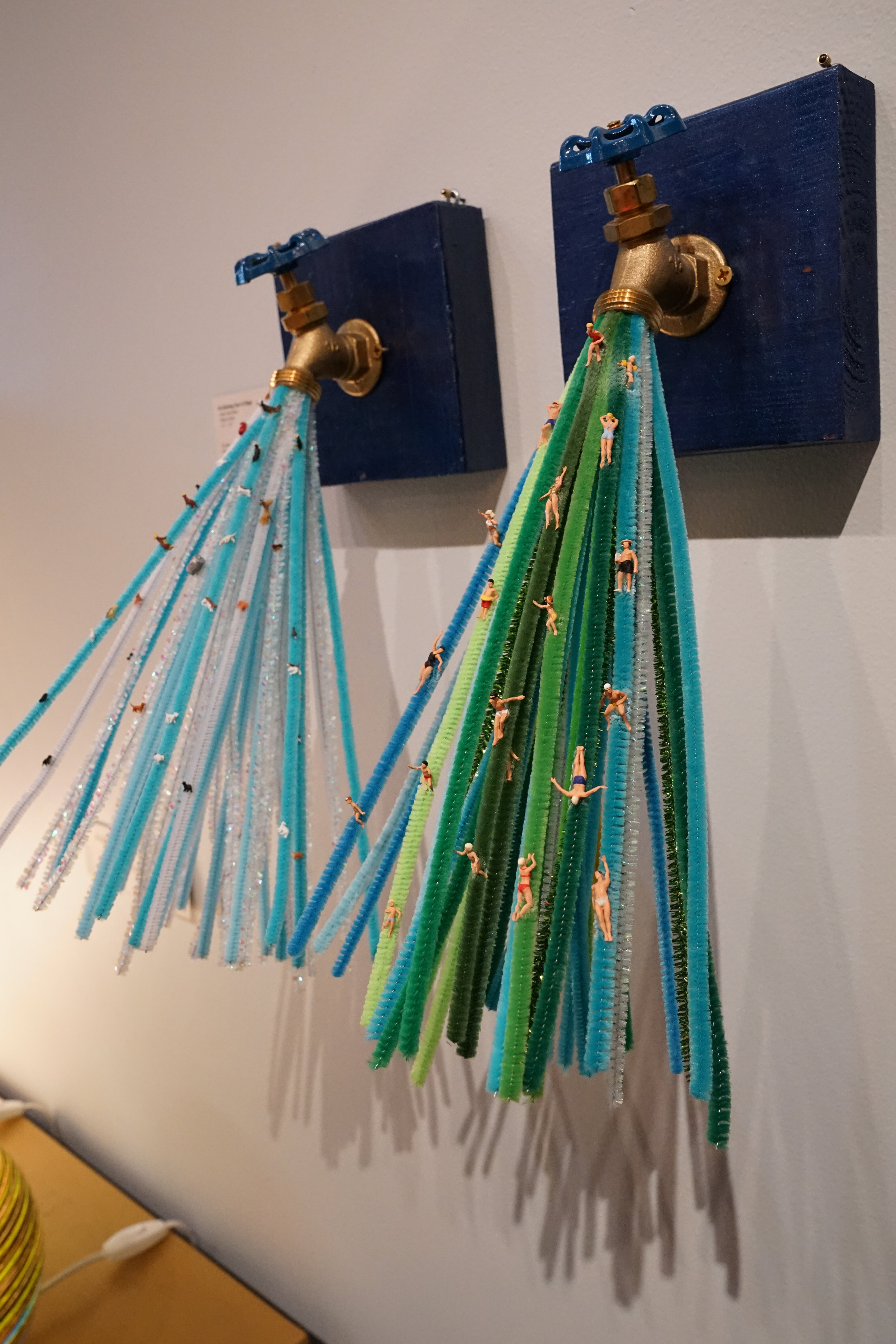 Hallie Rae Ward - East Austin Studio Tour - 6 - Austin Art - Austin Artist - Contemporary Art