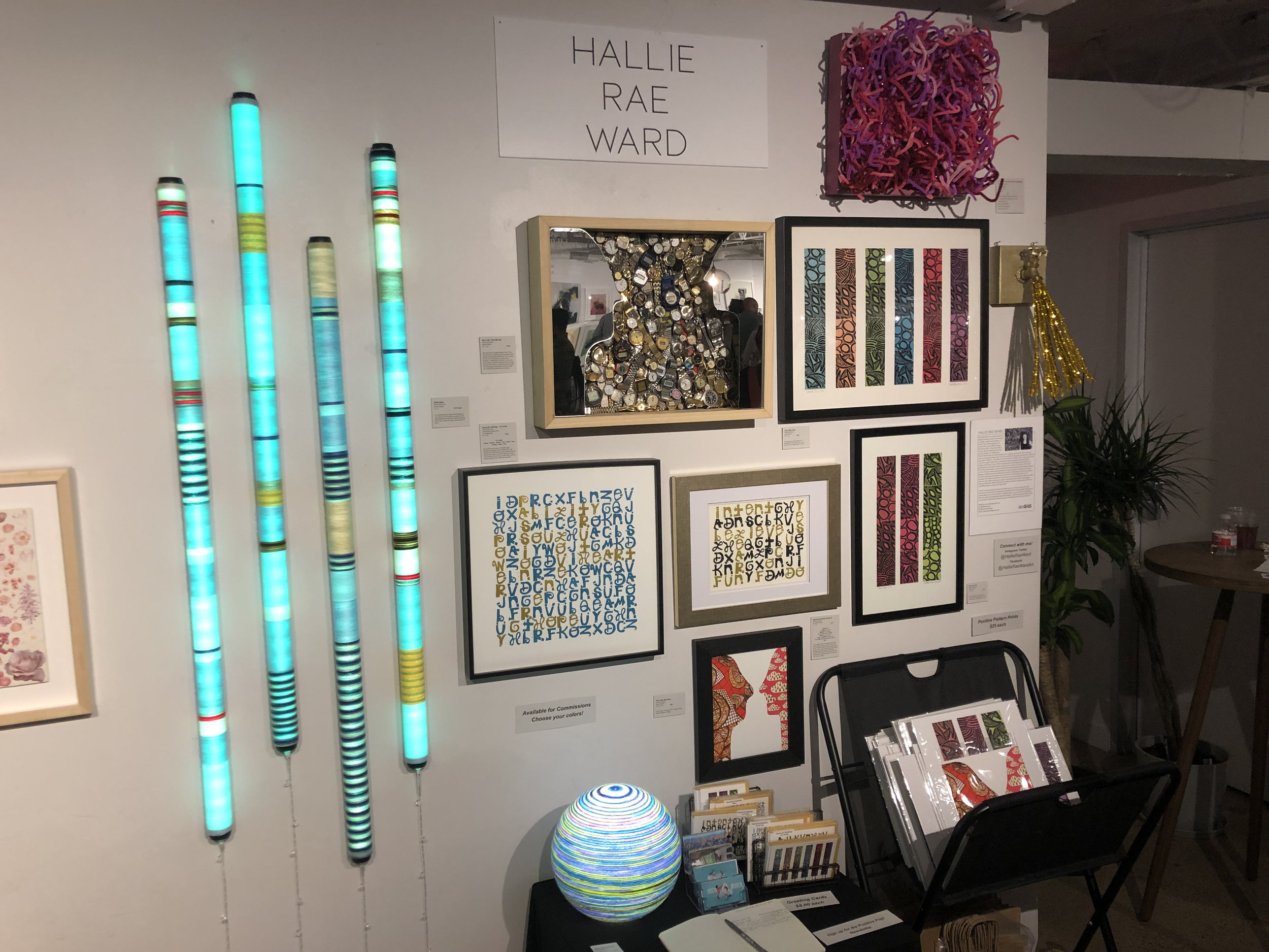 Hallie Rae Ward - BLOOM - Austin Artist Hallie Rae Ward - BLOOM - Austin Artist