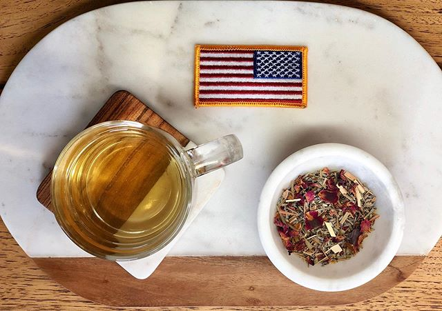 Today, we honor and thank all our active and former service members who have sacrificed so much on our behalf. We are inspired by all you do and have done and can never thank you enough.  https://www.buckheadtea.com/shop/organic-inspire  #buckheadtea #steepsipenjoy #looseleaftea #tea #sharetea #gifttea #teabag #teabags #steeper #teasteeper #veterans #veteransday #thankyou #honor #sacrifice #inspired #organicinspire