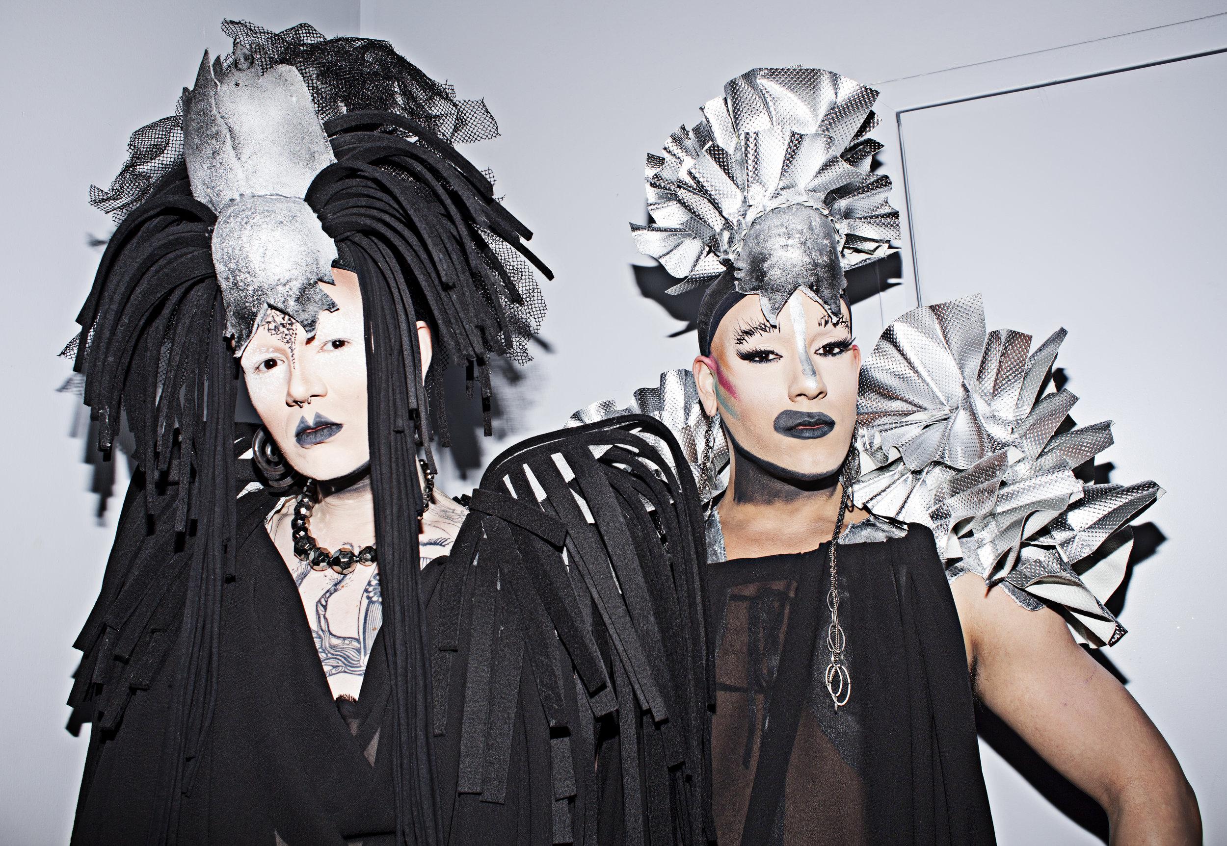 Susanne Bartsche presents Kunst party in Brooklyn at Verboten