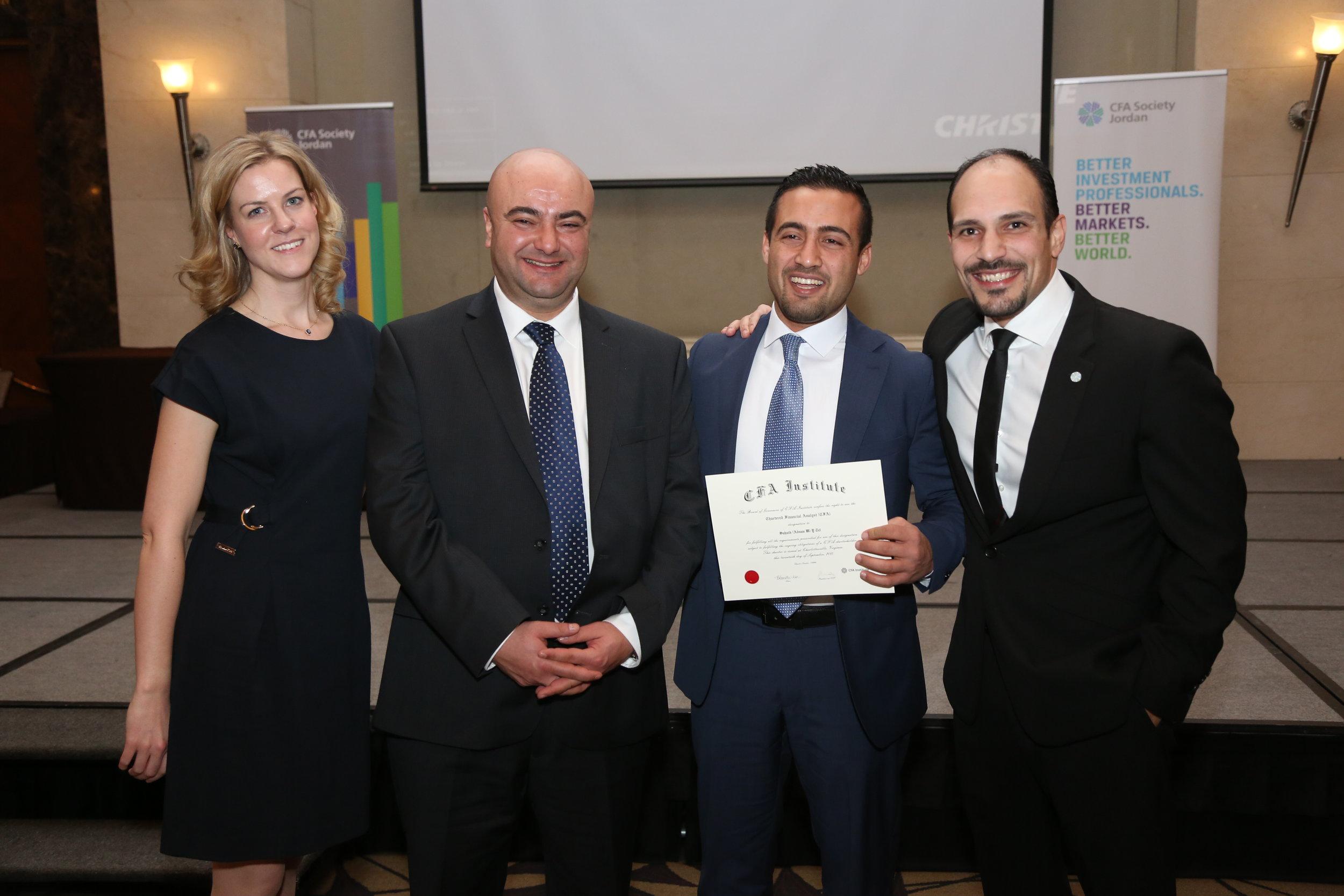 Suhaib and board members Feb 2016.jpeg