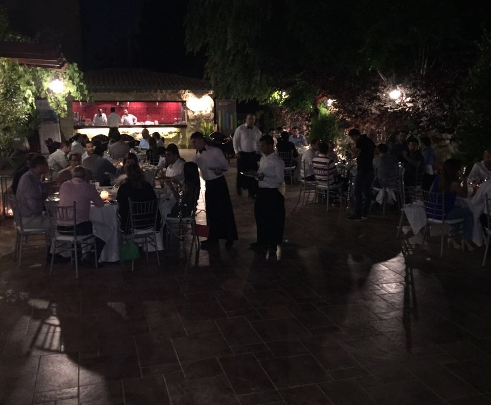Cfa society jordan's annual iftar 2016 - CFA Society Jordan members and their spouses were invited to the annual networking Iftar celebrating the holy month. The event was held on the 22nd of June at the La Cucina Restaurant, Amman.