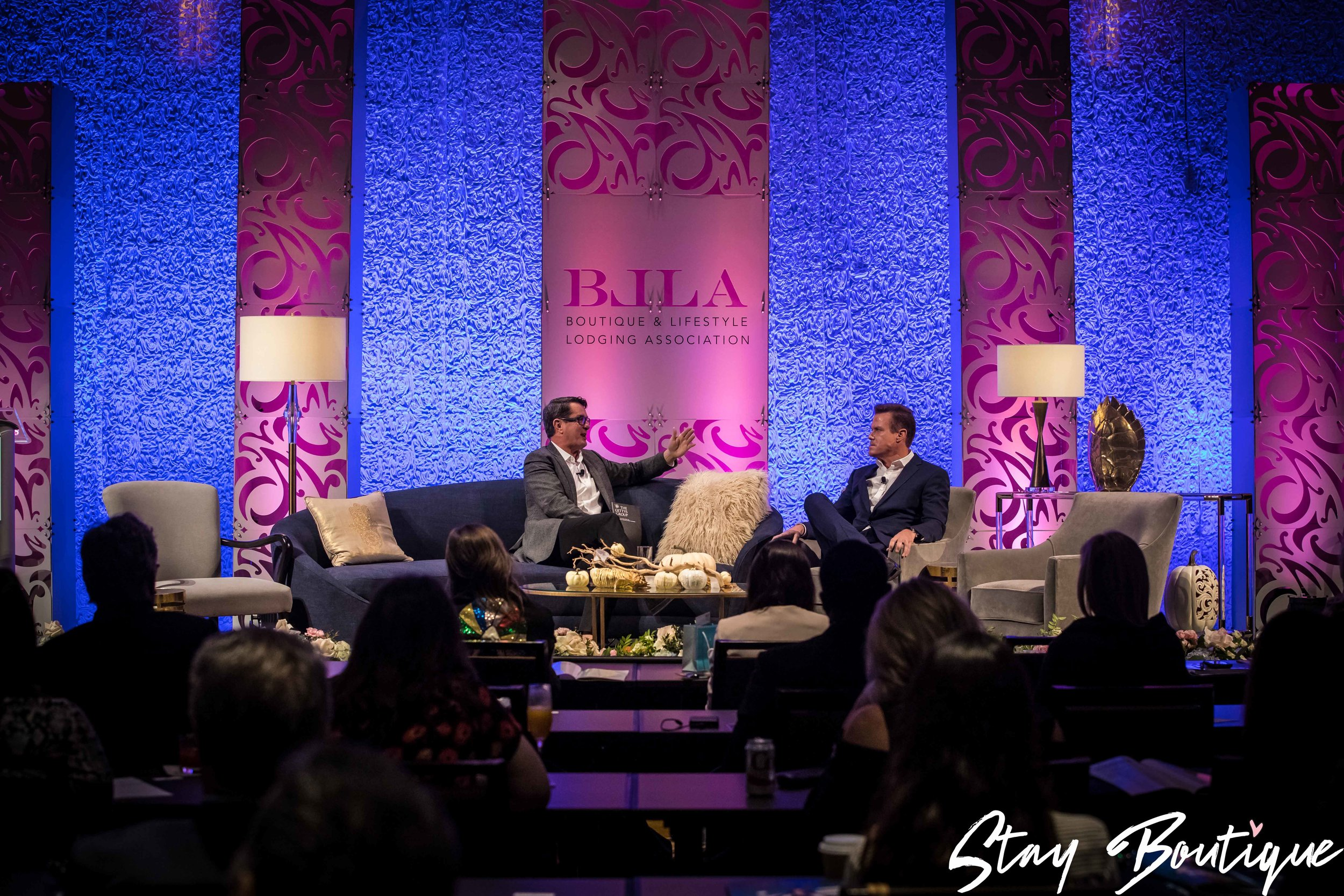 Grant King _ Andrew Fay on stage at the 2017 Stay Boutique Conference.jpg