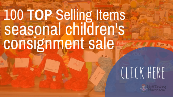 How to save money on kid's clothes is as easy as finding your community seasonal consignment sale. I have saved thousands of dollars over the past 15 years buying and selling for my four children. Read the details here: http://multitaskingmaven.com/blog/kids-clothing