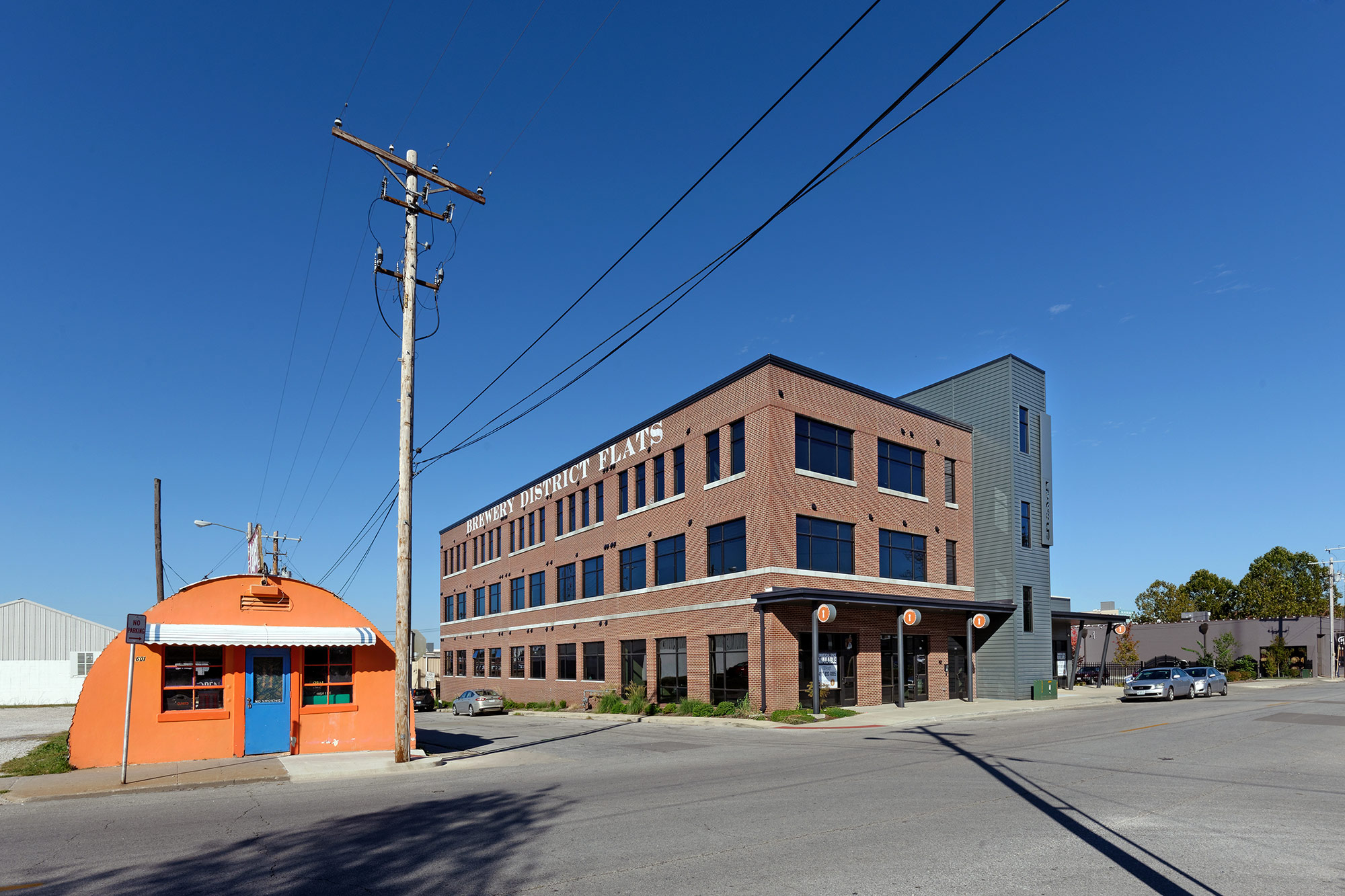 Brewery District Flats